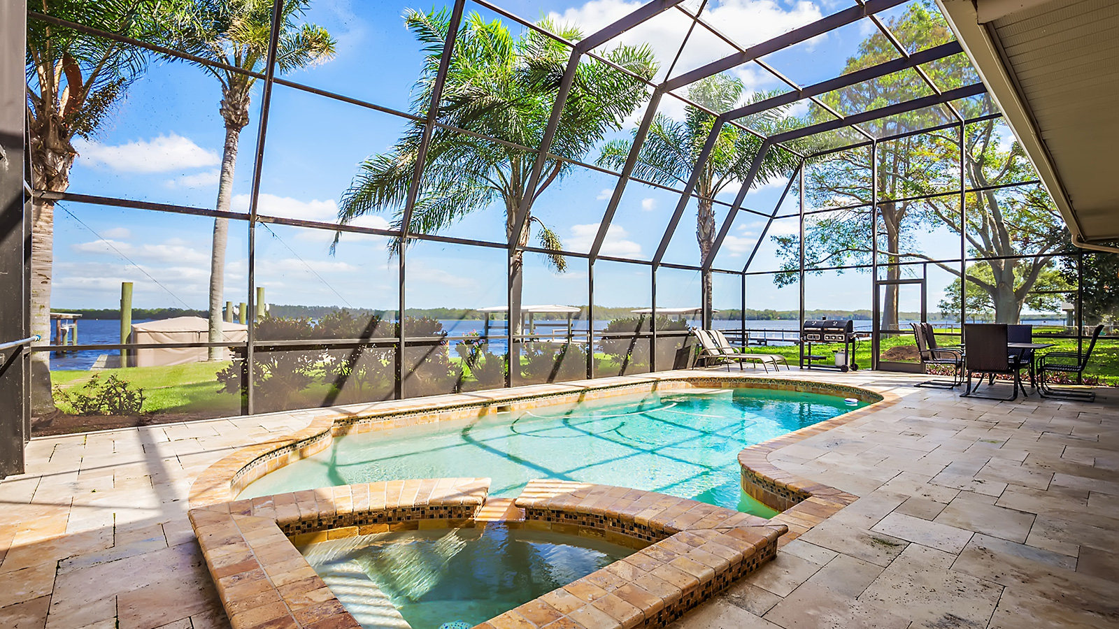 Florida Sun Vacation Rentals Sunrise on Lake Tarpon