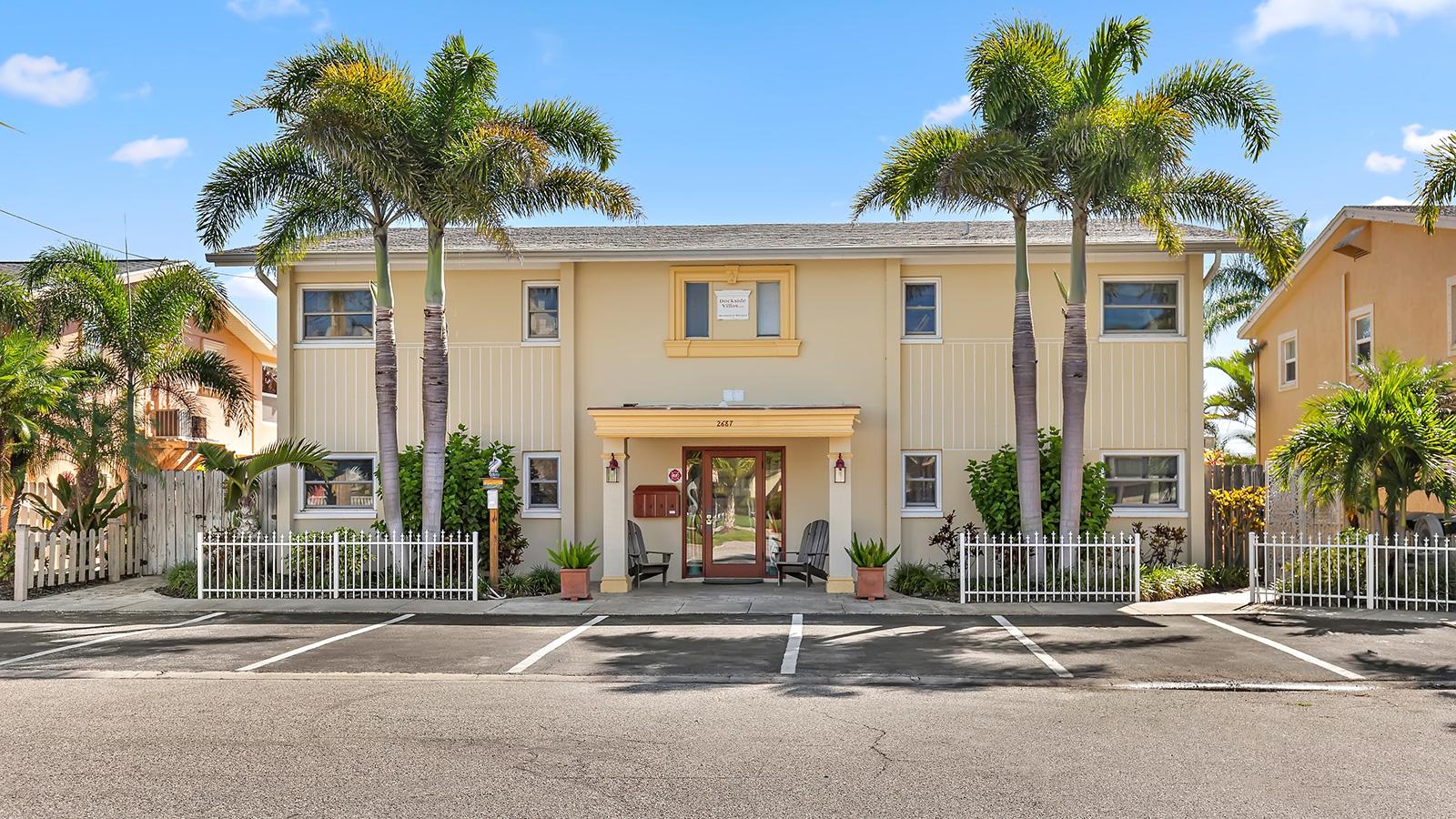 Florida Sun Vacation Rentals Dockside Villas D